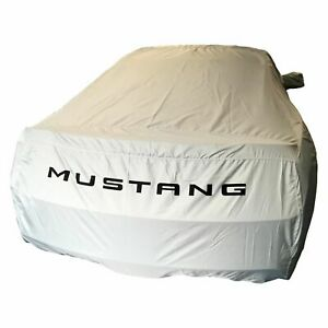 NEW OEM FORD CUSTOM ACCESSORIES FR3Z-19A412-B 2015 FORD MUSTANG S550 CAR COVER