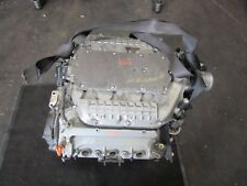 05 06 07 HONDA ACCORD ENGINE ASSEMBLY GASOLINE 3.0L VIN 3 6TH DIGIT HYBRID