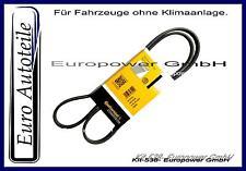 Conti Keilrippenriemen OPEL ASTRA G 1.2 16V - ASTRA H 1.4 Bj: 1998 ->