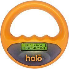 Halo Pet Microchip Reader Universal Scanner Orange