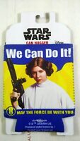 Star Wars Princess Leia Soda Beer Can Cooler Hugger Coozie Coozy Koozy Holder