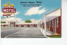 General Wayne Motel  New Castle  DE Del