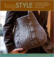 Bag Style, Very Good Condition Book, Budd, Ann, Allen, Pam, ISBN 9781596680432