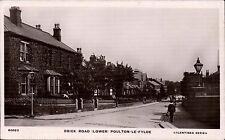 Poulton le Fylde. Brick Road (Lower) # 60023 by Valentine's.