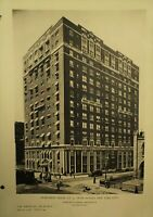 The American Architect antique vtg old Architecture Arts magazine June 20 1926