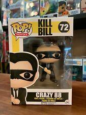 Pop Movies Kill Bill Crazy 88 72 Pop Vinyl Figure EXPERT PACKAGING