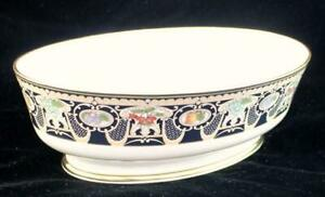 Lenox China LAMMERMOOR Oval Vegetable Bowl GREAT CONDITION