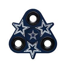Limited NFL Dallas Cowboys - Tri FIDGET Spinner Ceramic Ball Hand Desk Toy