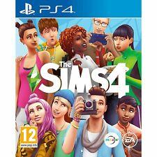 Los Sims 4 PS4-Nuevo y Sellado