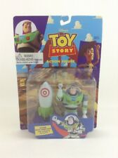 Toy Story Boxer Buzz Fist Thinkway Toys Original Release Vintage 1995 Sealed