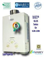 Marey GA10LP Best On-Demand Propane Tankless Water Heater 2.7 GPM
