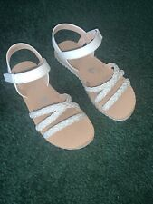 Girls size 13 Olive and Edie sandals