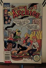 The New Archies  #19  1989