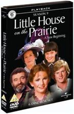 Little House on The Prairie Season 9 TV Series 6xdvd R4