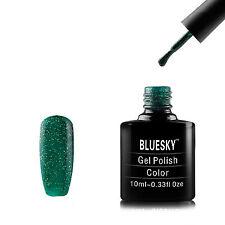 Bluesky Limited Edition CHRISTMAS ELF Green UV/LED Soak Off Gel Nail Polish 10ml