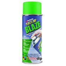 PLASTIDIP plasti dip bombe de peinture spray aérosol VERT BLAZE performix