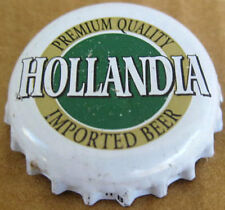 HOLLANDIA BEER used CROWN, Bottle Cap, Holland, Lieshout, NETHERLANDS