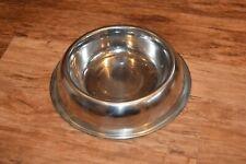 Rosewood Pet Dog Food Water Bowl - Large - 25cm diam (33.5cm at base) FREEPOST