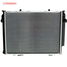 Engine Cooling Radiator Fits Mercedes-Benz  W210 E200 CDI E220 CDI 1999-2002
