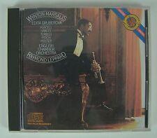 Baroque Music for Trumpet ~ Wynton Marsalis ~ Eng Chmbr Orch/Leppard (Gruberova)