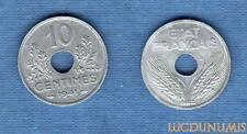 Etats Français, 1940 – 1944 – 10 Centimes grand module 1941 SUP ++++