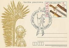Poland postmark WLODAWA - 450 years civic rights knight