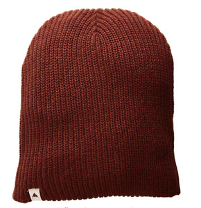 Burton All Day Long Beanie Fired Brick One Size