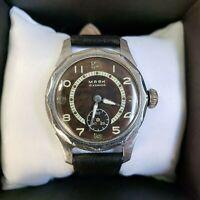 Wrist watch majak mayak 16 jewels MCHZ мчз RARE USSR Men's / Serviced
