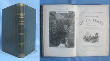 Découverte de la TERRE / Jules Verne / Jules Hetzel & Cie / sans date (1878?)