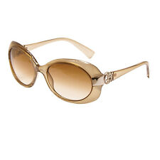 Giorgio Armani - Specchio Oro Oversize Occhiali da sole con custodia