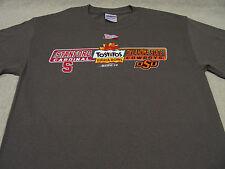 OKLAHOMA STATE COWBOYS / STANFORD CARDINAL 2012 FIESTA BOWL SMALL SIZE T SHIRT!