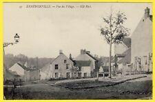 cpa Picardie 60 - ERMENONVILLE (Oise) Vue du VILLAGE