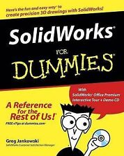 USED (VG) SolidWorks For Dummies (For Dummies (Computers)) by Greg Jankowski