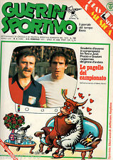 GUERIN SPORTIVO=N.6 1977=ALM.VOLLEY 1977=10 ANNI DI JEFFERSON AIRPLANE=FILM CAMP