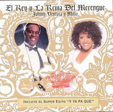 Milly : El Rey Y La Reina Del Merengue CD