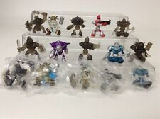 Lot Moose Fistful of Power Toy Miniature Battle Action Figures Robots & Knights