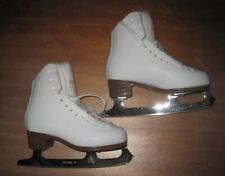 "New listing Lightly Used Jackson ""Mystique"" Ice Skates Size 2C Beginner's Figure Skating"