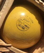 200 Watt YELLOW Heavy Duty Light Bulbs Dura-Tronics LOT of 4