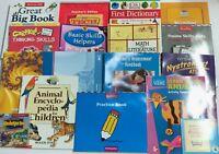Kindergarten Curriculum Lot 20 Educational Items Homeschool Library K K5