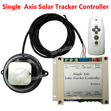 WST03-5 Solar Tracking Single Axis Electronic Controller for 100W PV Solar Panel