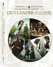 Outlander Season 1-5 Collection DVD Box Set