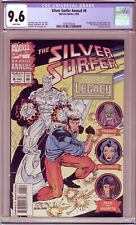 SILVER SURFER ANNUAL #6 (1993 Marvel) CGC 9.6 NM+ First Legacy Appearance