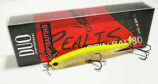 Duo Realis Spin Bait 80 Spybait Color CCC3028 Mat Lemon
