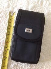 "S4/S5 (Cellphone Size 5.8""x3""x0.5"") Vertical Case Belt Clip & Loop Pouch Holder"