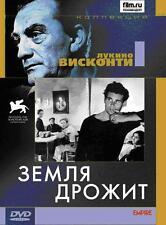La terra trema: Episodio del mare L.Visconti DVD Pal.Language:Italian, Russian