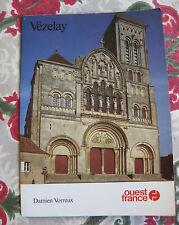 1980 Vézelay Bourgogne Vorreux Basilique Sainte-Madeleine photos Champollion