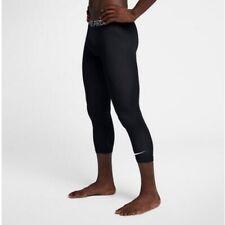 fe6ee33360291 NWT Nike Mens PRO 3/4 Tights Pants AH7983-010 Sz 2XL Run Training