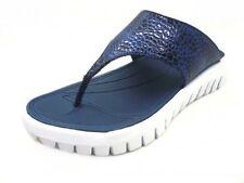Sandalen und Badeschuhe in Blau für Damen