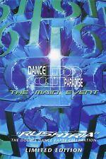 Dance Paradise Rushtria The Main Event - 8 CD Pack (Helter, Dreamscape, Slammin)