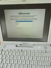 Apple iBook G4 Original & Originalzubehör & Tasche, ohne OVP, Apple Nostalgie
